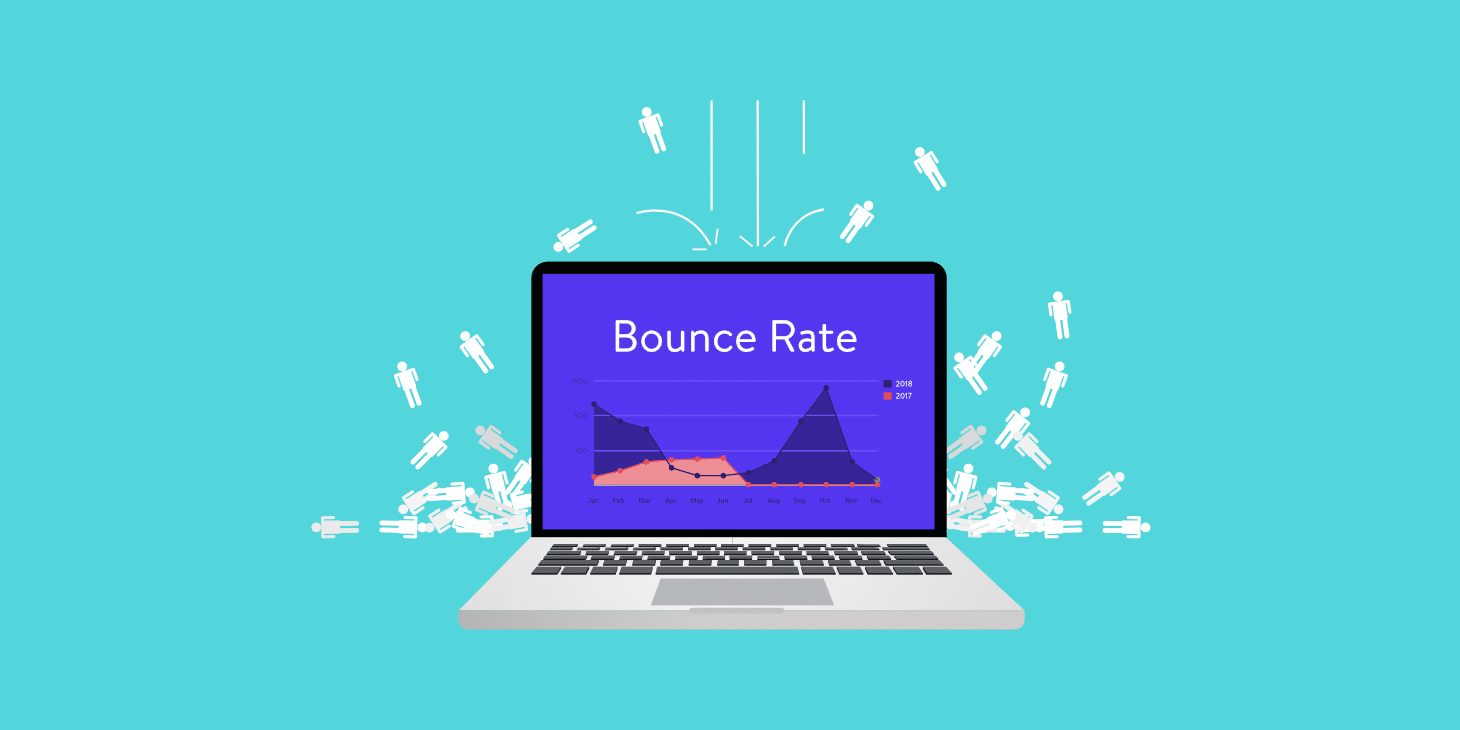 user intent and lower bounce rates