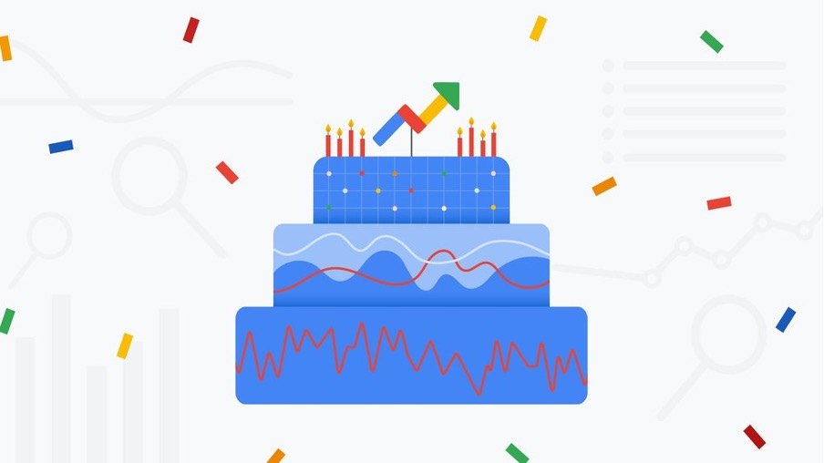Google reflects 15 years of Trends data