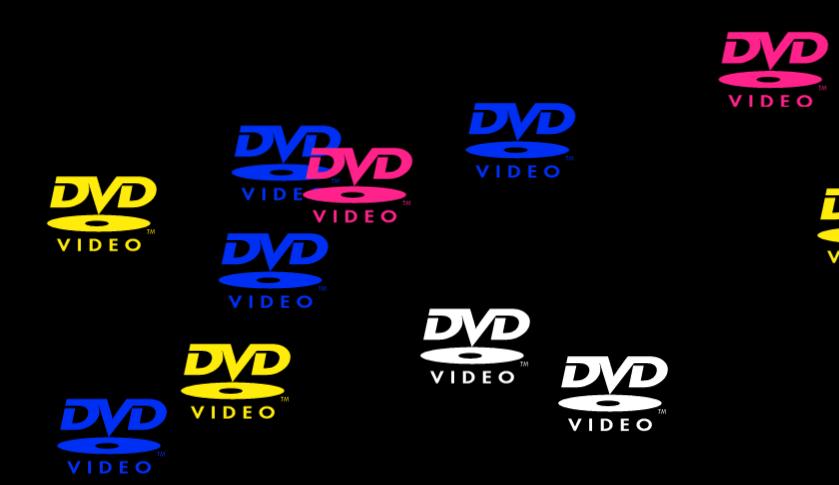 Google Easter Egg DVD Screensaver